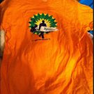 BP Sucks Vintage Orange Medium T-shirt - Size M