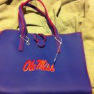 Ole Miss Purse By Alan Stuart New