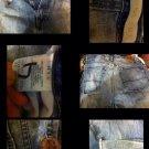 Men's Arizona Boot Cut Distressed Jeans - 32 x 32