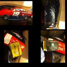 NEW Jeremy Mayfield #19 Dodge NASCAR Plush Pit Road Racer Car Collectible H1