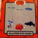 Halloween Bats Wind-chimes! New In Box! Spooky