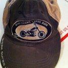 Work Sucks Lets Ride Baseball,Hat,Cap,beige Black,Good Sports, Harley Davidson?
