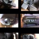 1 Set Of 2 Airplane Business Class Seats Collectors Novelty Rare Furniture!