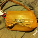 Appeal Light Brown/camel Purse EUC W/tags