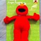"""Sesame Street / Gund Elmo 6"""" Tall  Finger Puppet #"""