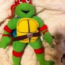 Raphael Teenage Mutant Ninja Turtles Plush Doll  With Tags 2002