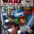 Star Wars Clone Wars: Fire @ Will Best Book to Color with Sticker