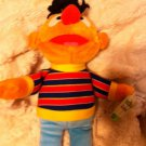 Ernie Sesame Street Plush Stuffed Toy 12in Tall 2002  Mattel Fisher-Price