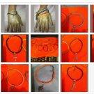 Handmade Comfort Cross braided cord bracelet! Pick Ur Color