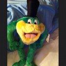 "Warner Brothers Looney Tunes Michigan J Frog Plush 14"" Doll Toy"