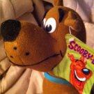 "TOY FACTORY HANNA BARBERA SCOOBY-DOO PUPPY DOG W/TAG Plush Stuffed Animal 11"""