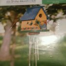 Creative Woman Kit-of-the-Month Paintings Birdhouse Wind Chimes