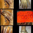 Handmade Comfort Cross braided cord bracelet & Bangles Pick Ur Color