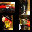 NASCAR  plush soft toy race car #19 collectibles