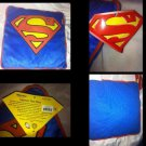 Superman Square Plush Cushion Soft Stuffed Pillow Toy