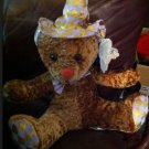 Halloween Witch/wizard Bear Plush