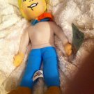 WARNER BROTHERS HANNA BARBERA Scooby FRED PLUSH TOYS W/tags