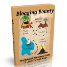 ~*~ Blogging Bounty eBook ~*~