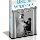 ~*~ Unique Wedding Ceremonies ~*~