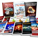 ~*~ The ClickBank Crash Course Collection : 15 eBooks ~*~