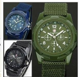 TRENDY SPORT MILITARY STYLE New Watches #502 Free shipping