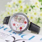 Polymer Clay Leatheroid Women Quartz new watch #419 Free shipping
