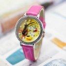 Violin Design Cartoon Polymer Clay new Watch #416 Free shipping