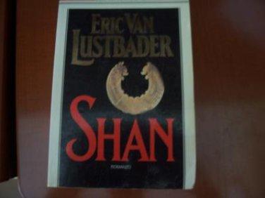 Italy Book : Eric Van Lustbader SHAN libro