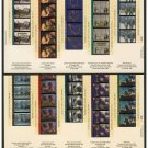 Canada 1615-6 MNH 100 years of Cinema in Canada