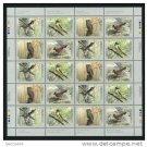 Canada 1710-3 Birds of Canada mnh