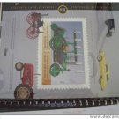 CANADA Land Vehicles sheetlet mnh