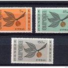 Cyprus Europa 1965 mnh