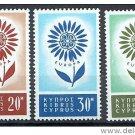 Cyprus Europa 1964 mnh
