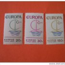 Cyprus Europa 1966  MNH