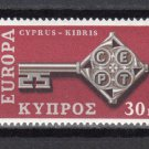 Cyprus Europa 1968 MNH