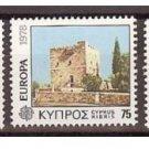 Cyprus Europa 1978 MNH