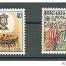 Cyprus Europa 1982 MNH