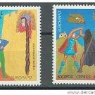 Cyprus Europa 1997 MNH