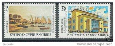 Cyprus Europa 1998 MNH