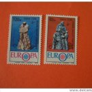 Cyprus Turkey Europa 1976 MNH