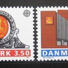 DENMARK EUROPA 1990 mnh