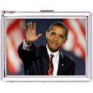 H5S63 Cigarette Case with lighter Barack Obama Picture Free shipping