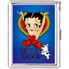 H5S563 Cigarette Case with lighter Betty Boop Picture Free shipping