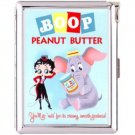 H5S568 Cigarette Case with lighter Betty Boop Picture Free shipping