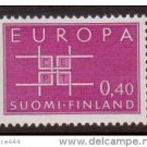 Finland Europa 1963 mnh