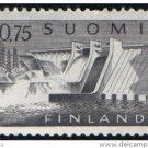 Finland Pyhakoski Power Plant Dam mnh