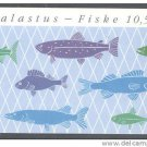 FINLAND 1990 FISHING BOOKLET mnh