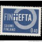 FINLAND 444 mnh  EFTA
