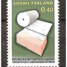 FINLAND 475 mnh FINNISH WOOD INDUSTRY