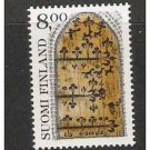 FINLAND 639 mnh Hollola Church